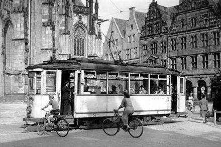 Straßenbahn Münster - Wikipedia