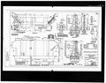 DETAILS OF ABUTMENT NO. 2 - South Fork Powder River Bridge, On West Service Road of I-25, Kaycee, Johnson County, WY HAER WYO,10-KAY.V,1-13.tif