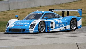 Rolex Sports Car Series - Pruett/Rojas at Road America, champions in 2012
