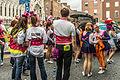 DUBLIN 2015 LGBTQ PRIDE FESTIVAL (PREPARING FOR THE PARADE) REF-106218 (19220749821).jpg