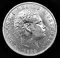 D Carlos I moeda 1899 by Henrique Matos 01.jpg