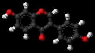Daidzein chemical compound