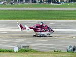 Daily Air BK-117B-2 B-55509 at Taipei Songshan Airport 20150908b.jpg