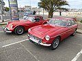 Daimler SP250 (1962) & MGC GT (1969) (33635546523).jpg