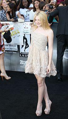 Dakota Fanning - Wikipedia