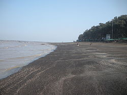 Devka Beach in Daman