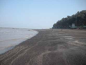 Daman and Diu - Devka Beach in Daman