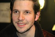 Damien Molony, Royal Court Theatre 2013.jpg