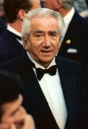 Daniel Gélin - Gélin at the 1996 Cannes Film Festival