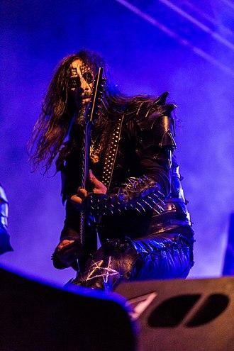 Dark Funeral - Image: Dark Funeral Rock unter den Eichen 2017 13