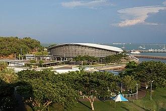 Darwin Convention Centre - Darwin Convention Centre