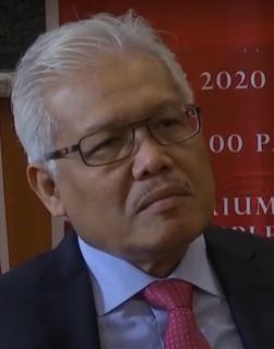 Hamzah Zainudin Malaysian politician