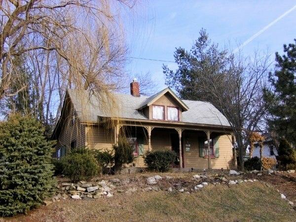 Davenport Claim House
