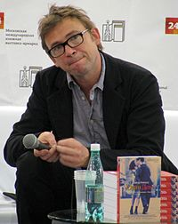 David Nicholls - MIBF 2011.jpg