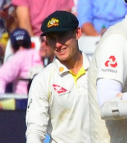 Day 4 of the 3rd Test of the 2019 Ashes at Headingley (48631113862) (Marnus Labuschagne cropped).jpg