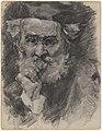 De schilder Léon Cogniet, James Ensor, circa 1880-1890, Koninklijk Museum voor Schone Kunsten Antwerpen, 2711 106a.001.jpeg