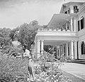 De tuin van het Gouverneurspaleis aan het Gouvernementsplein in Paramaribo, Bestanddeelnr 252-2278.jpg