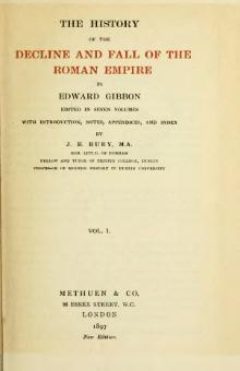 Decline and Fall of the Roman Empire vol 1 (1897).djvu