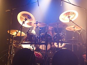 Deicide (band) - Drummer Steve Asheim is one of the two constant members of Deicide.