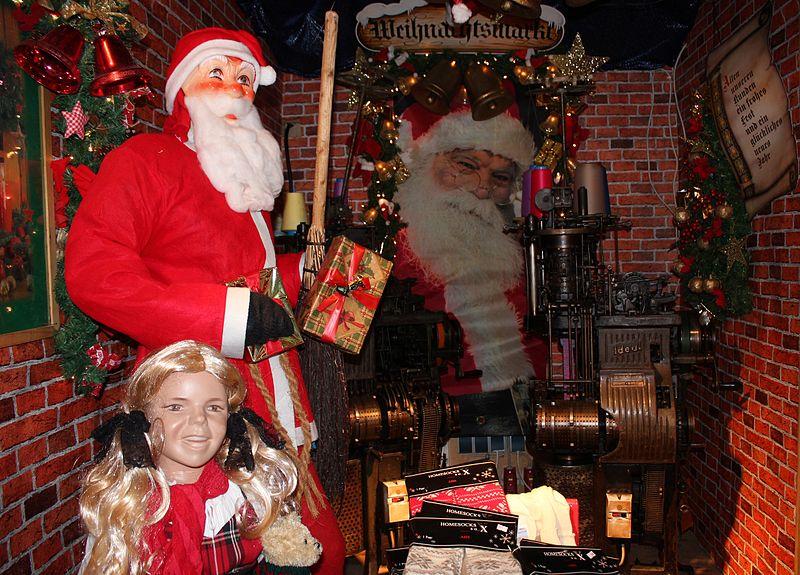 File Dekoration Weihnachtsmarkt Annaberg Buchholz Img