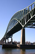 Delaware River-Turnpike Toll Bridge