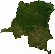 Demokratiske Republik Congo-Geografi-Fil:Dem congo sat