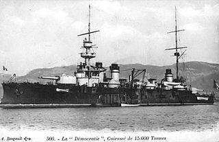 French battleship <i>Démocratie</i>