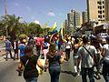 Demostration 12F in Venezuela 2014.jpg