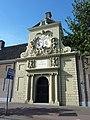 Den Haag - Prinsegracht - Hofje van Nieuwkoop.JPG