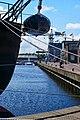 Den Helder - Marinemuseum - View South on Willemsoord.jpg