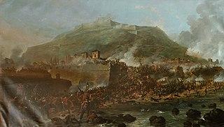 Siege of San Sebastián
