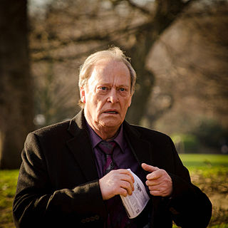 Dennis Waterman British actor