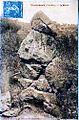 Dentelles de Montmirail Menhir de Vacqueyras.jpg