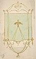 Design for a Hall Lantern, Elevation MET DP805312.jpg