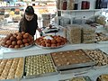 Desserts of Turkey and other Turkish food.jpg