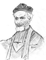 Portrait de Prosper Rachon