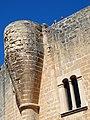 Detail of Bellver Caste - Palma de Mallorca - Mallorca - Spain (14481802766).jpg
