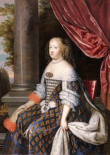 Maria Theresa of Spain French queen consort