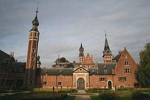 Deurne, Belgium - Sterckshof's castle
