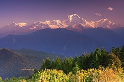 definition of dhaulagiri