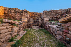 Dholavira - Archaeological site, Dholavira