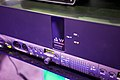 DiGiGrid DLS on Avid HD Omni, details - networking hub interface with built-in SoundGrind DSP server, network switch, 2 DigiLink ports (up to 64 audio inputs & outputs) - 2014 NAMM Show (by Matt Vanacoro).jpg