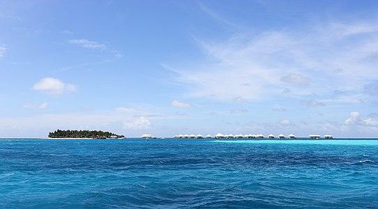 Thudufushi Island, Maldives