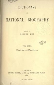 Dictionary of National Biography volume 58.djvu