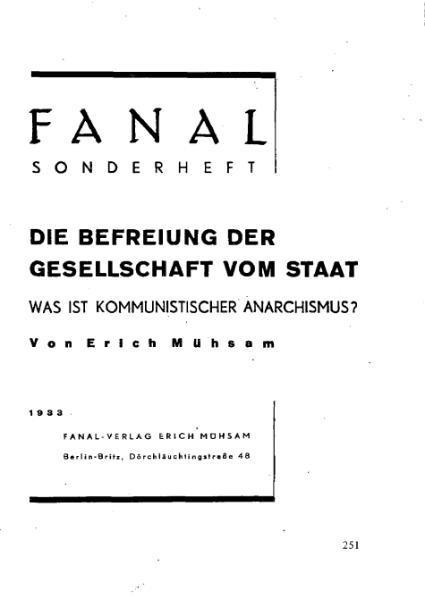 File:Die Befreiung der Gesellschaft vom Staat.djvu