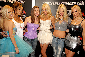 Digital Playground Contract Girls (Jesse Jane,...