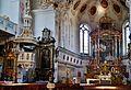 Dillingen Basilika St. Peter Innen Langhaus Ost 3.jpg