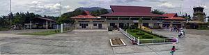 Dipolog Airport - Exterior of Dipolog Airport