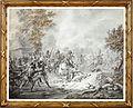 Dirk Langendijk (1748 - 1805), A Cavalry Charge, 1794.jpg