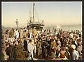 Disembarking from a ship, Algiers, Algeria-LCCN2001697827.jpg